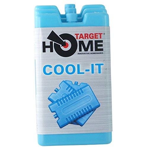 Target Homewares® 3-delige vrieskast blokken – koelt & houdt levensmiddelen vers – gebruik met Target Cool Box voor extra koeling