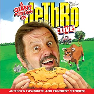A Giant Portion of Jethro Live cover art