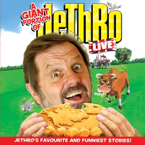 A Giant Portion of Jethro Live                   By:                                                                                                                                 Jethro                               Narrated by:                                                                                                                                 Jethro                      Length: 1 hr and 30 mins     Not rated yet     Overall 0.0