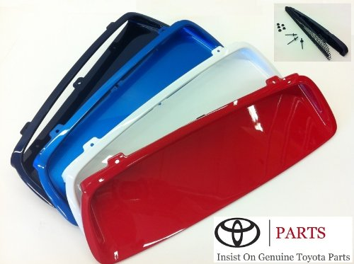 TOYOTA Genuine Tacoma Hood Scoop Insert Kit. Radiant Red Color Code 3L5. 2005-2008 Tacoma.