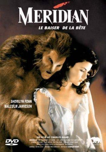 Meridian - Le baiser de la bête [Francia] [DVD]