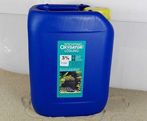 Söchting 3%ige Oxydator-Lösung 5 Liter