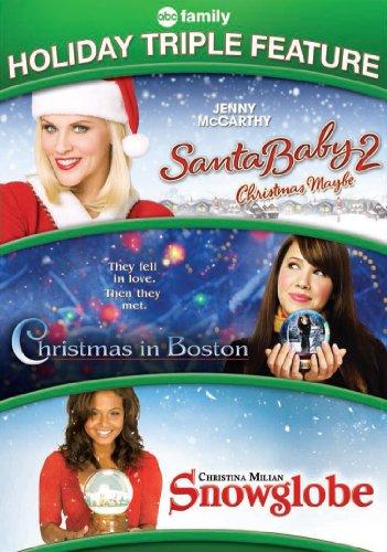 Santa Baby 2: Christmas Maybe / Christmas in Boston / Snowglobe