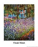 1art1 Claude Monet - Der Garten des Künstlers In Giverny,