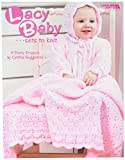Leisure Arts Lacy Baby Sets a Knit