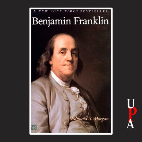 Benjamin Franklin audiobook cover art