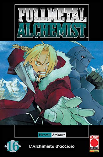 Fullmetal alchemist. L'alchimista d'acciaio (Vol. 16)