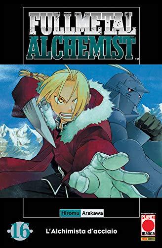 Fullmetal alchemist. L'alchimista d'acciaio: 16