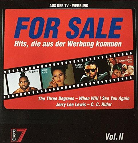 For Sale 2-Hits, die aus der Werbung kommen (1993, Pro7)
