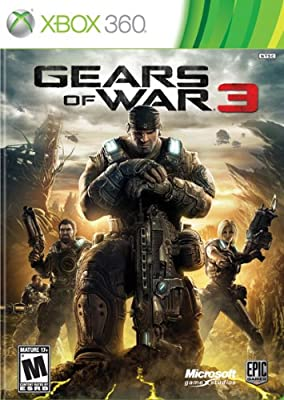 Gears of War 3 by Microsoft
