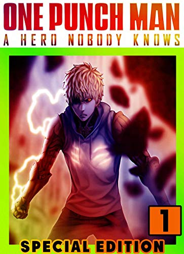 One Punch Man Hero Knows: Collection 1 Adventure Shonen Action Manga Graphic Novel One Punch Man (English Edition)