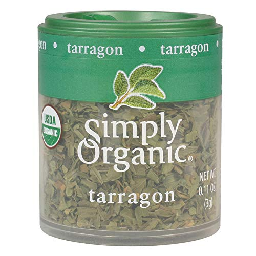Don't miss the campaign Simply Organic supreme Tarragon Leaf Cut Sifted Certified