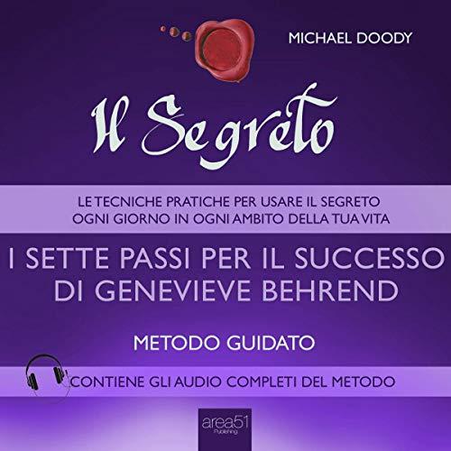 Il Segreto: I sette passi per il successo di Genevieve Behrend copertina