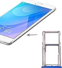 Meizu Spare SIM Card Tray for Meizu M6 Note(Black) Meizu Spare (Color : Blue)