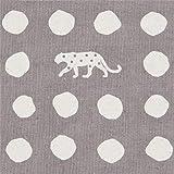 echino Fabrics Beschichteter Stoff mit Punkten,