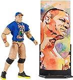 WWE Figura Elite Wrestlemania de acción, luchador, John Cena (Mattel FMG26)