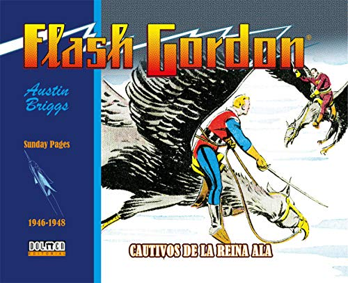 Flash Gordon 1946-1948 (Sin fronteras)