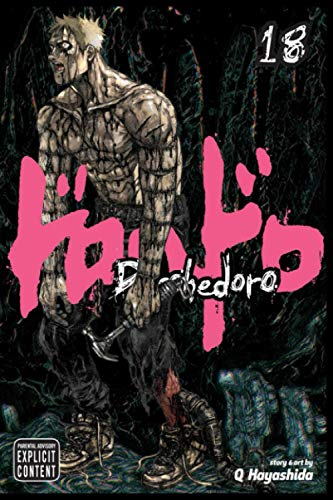 "Composition Notebook: Dorohedoro Vol. 18 Anime Journal/Notebook, College Ruled 6"" x 9"" inches, 120 Pages"
