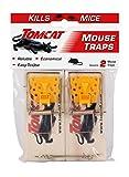 Tomcat Mouse Traps (Wooden), 2 Traps