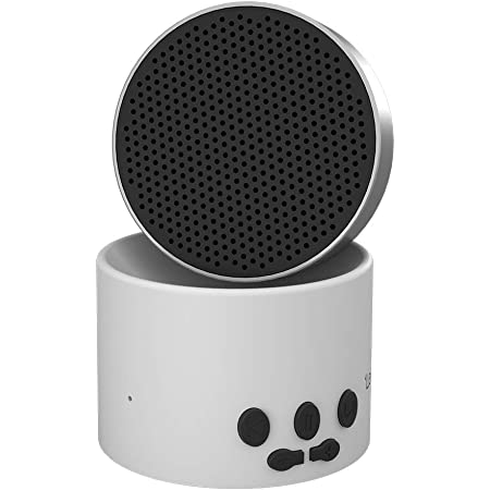 LectroFan Micro2 Guaranteed Non-Looping Sleep Sound Machine and Bluetooth Speaker with White Noise, Fan Sounds, Ocean Sounds for Sleep, Relaxation, Privacy, Study, and Audio Streaming, White