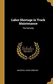 Labor Shortage in Track Maintenance: The Remedy
