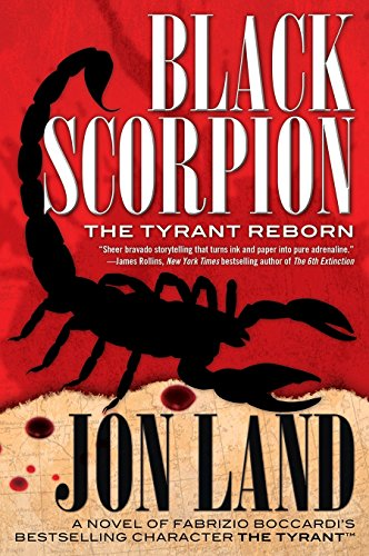 Image of Black Scorpion: The Tyrant Reborn (Michael Tiranno The Tyrant)