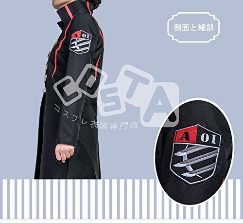『ワールドトリガー 太刀川隊 A01 隊服 コスプレ衣装(2739)』の1枚目の画像