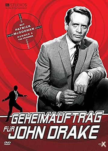 Geheimauftrag für John Drake [8 DVDs]