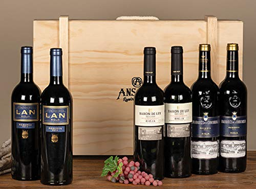 Surtido Vinos Rioja Ref. 181