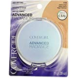 CoverGirl Advanced Radiance Age Defying Pressed Powder - Classic Beige (115) - 2 pk