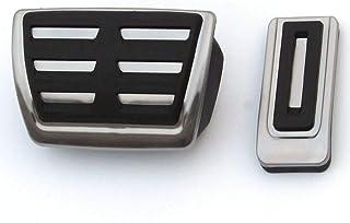 TAABOBO Für Volkswagen multivan t5 t6 caravelle t6 Metall Gas Fuel bremspedal Pads matten Abdeckung zubehör Auto Styling