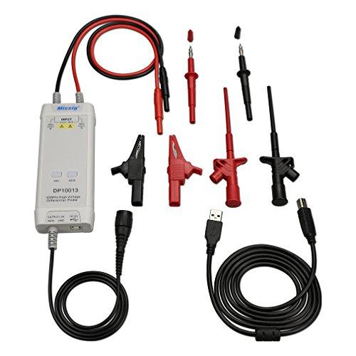 KKmoon t20163/prueba sonda /& Clip para medidores /& osciloscopios Detecci/ón de circuito de alta tensi/ón