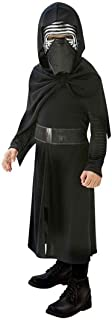 Rubie's Official Child's Star Wars Kylo Ren Classic Costume - Large, Black