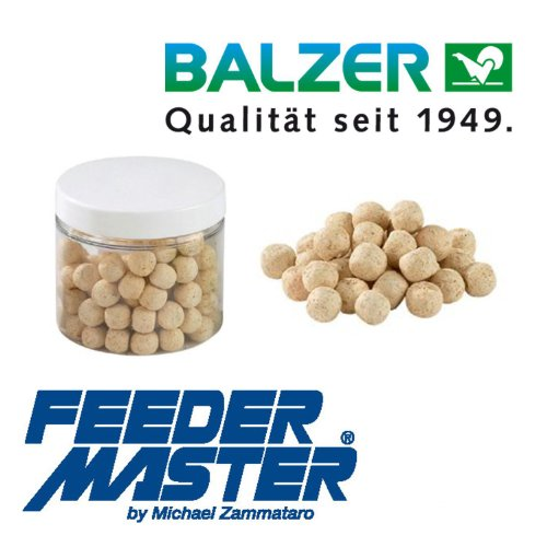 Balzer Method Feeder by Michael Zammataro Micro Boilies 10mm Balzer Method Feeder by Michael Zammataro Micro Boilies 10mm Cocos Krokant 18526410 18526410