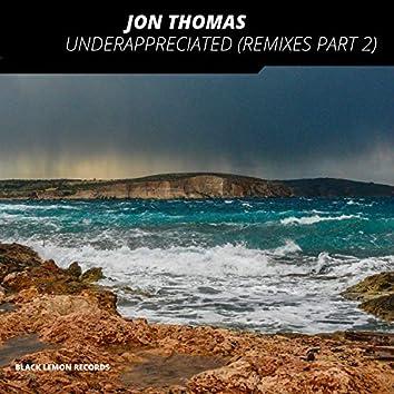 Underappreciated (Remixes, Pt. 2)