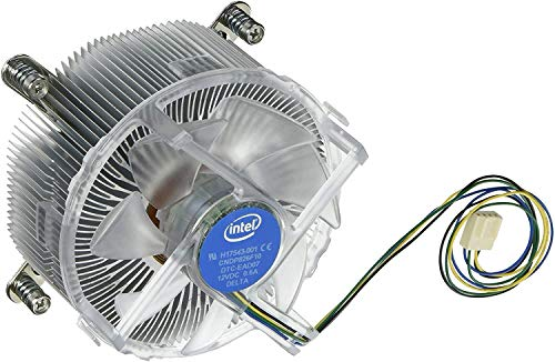 Intel BXTS13A - Solución térmica TS13A - Disipador para procesador - (Socket LGA2011)
