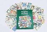 Colección todos los Billetes del Mundo. 174 los billetes. 193 naciones reconocidas por la ONU. El mejor regalo de Navidad para los coleccionistas. Billetes de España