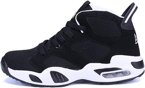 IDNG Chaussures Basket Chaussures De Plein Air pour Hommes, Chaussures De Sport, Coussin d'air, Baskets pour Hommes