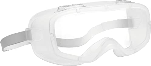 Bolle Safety Clear OTG Goggles