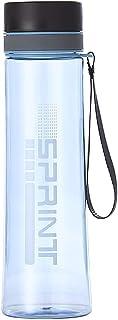 aoory Botellas de Agua Deportivas de plástico, sin BPA,