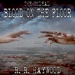 Blood on the Floor cover art