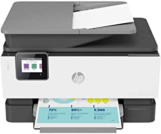 HP OfficeJet Pro 9010 All-in-One Wireless Printer, with Smart Tasks for Smart Office Productivity (3UK83B)