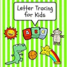 Letter Tracing for Kids: Practice Tracing Letters and Alphabet, Ages 3-5, Preschool, Lime Green (ABC Learning for Toddlers...