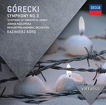 Gorécki: Symphony No. 3 (Symphony of Sorrowful Songs)