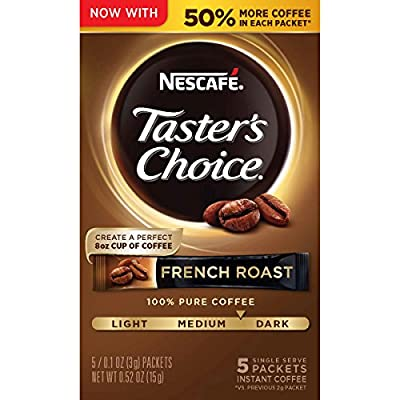 Nescafe Taster's Choice Instant Coffee by Nescafe Taster's Choice