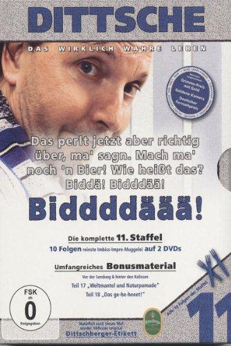 Dittsche - Staffel 11: Biddddäää! (2 DVDs)