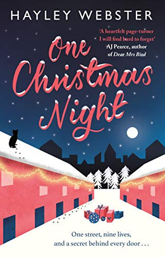 One Christmas Night: The feelgood Christmas book of the year by [Hayley Webster]