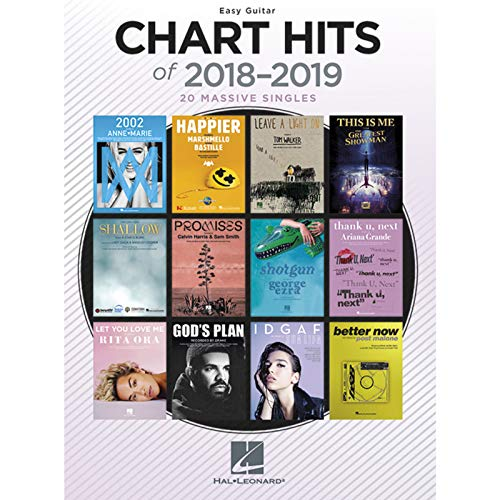 Chart Hits Of 2018-2019-BOOK