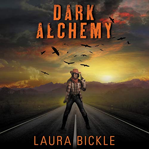 Dark Alchemy audiobook cover art