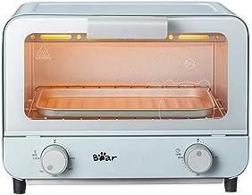 L.TSA Cocina Horno de microondas eléctrico de 9L Totalmente automático Hornear hogar Pastel de Pan Estirado Parrilla Tipo de cajón Bandeja de escoria